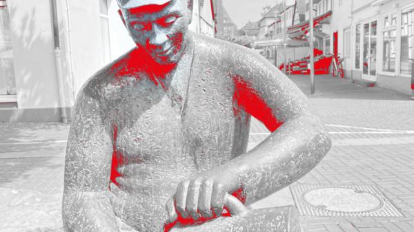 Der Ackerbürger - ein Holzmindener Wahrzeichen
