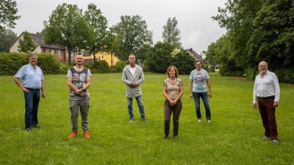 Karl-Heinz Koch, Wolfgang Koch, Thomas Wiehemeier, Gaby Riedel, Gerald Sittig, Bernd Schulz